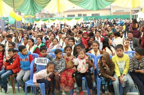 Foundation Day celebration at Panini School Kathmandu
